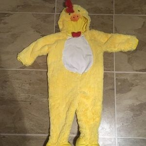 Hyde and Eek Target Chicken Costume 2t-3t toddler